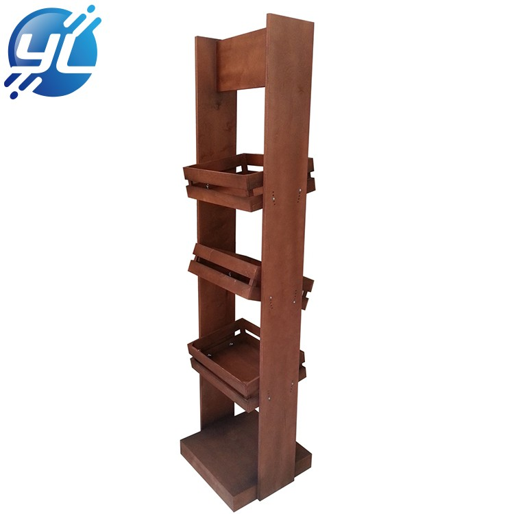 Multifunctional bedroom furniture solid wood clothes cabinet